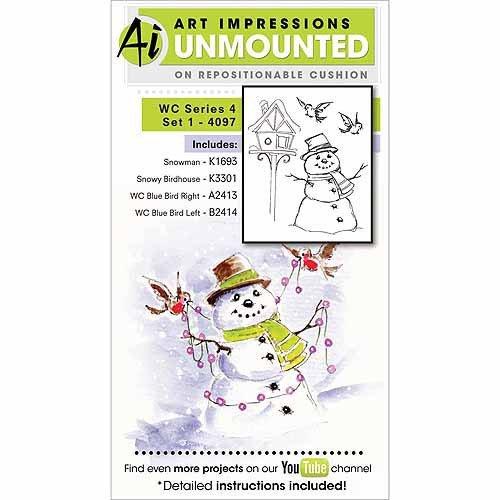 AI - WC - Series 4 - Set 1 (Snowman)