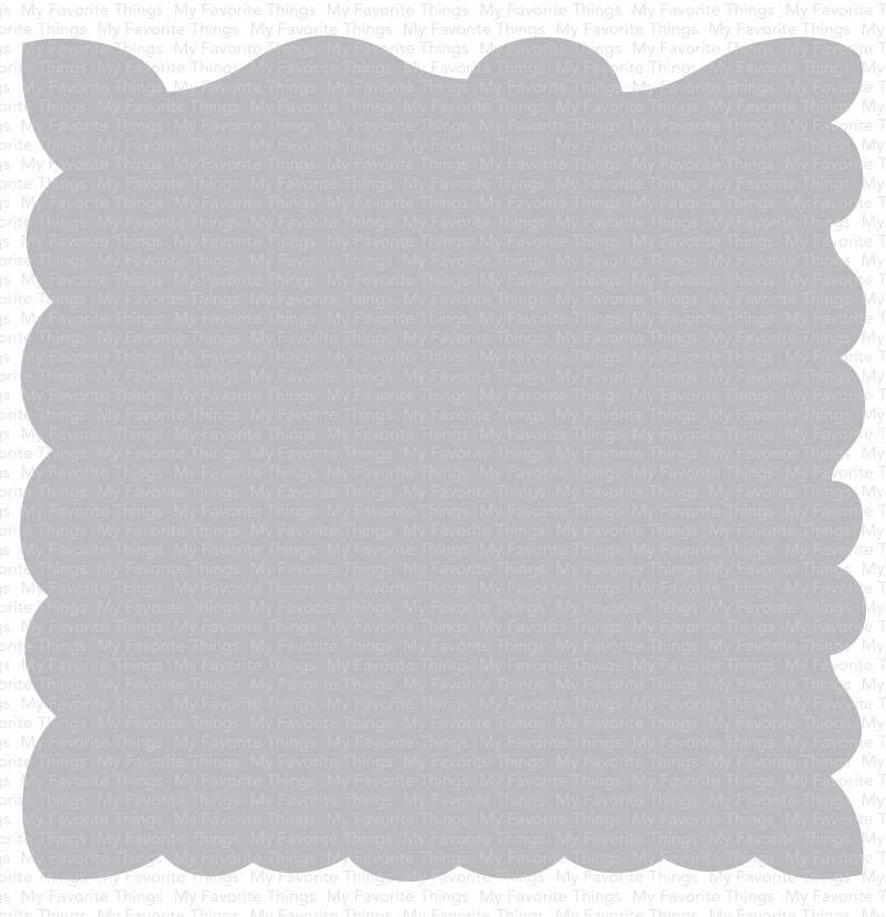 MFT - Premium Stencil - Wave Maker 6X6