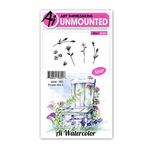 AI - WC Flower Set 4