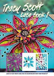 Paperartsy - Tracy Scott - Lace Book 1