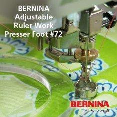 BERNINA Ruler Work Foot