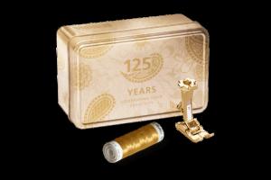 125 Anniversary Golden Foot