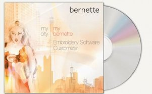 my bernette Embroidery Software Customizer