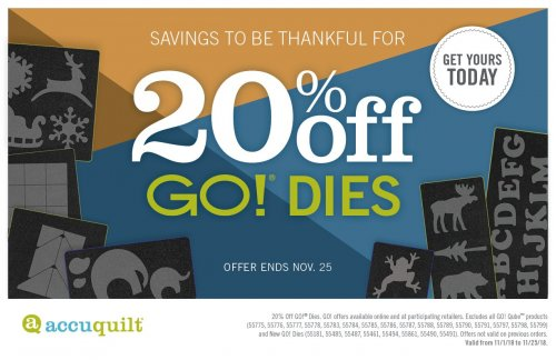 20% Off Dies some exclusion apply
