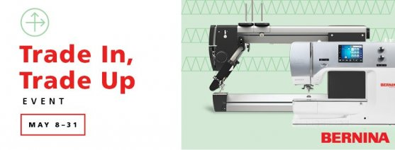 BERNINA Promotion May 2020