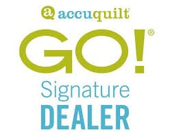 AccuQuilt GO! Signature Dealer Logo