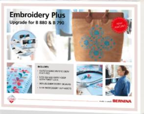 Embroidery Plus B880 & B790