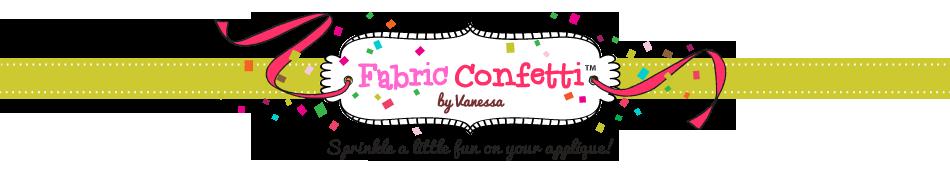 Fabric Confetti Logo