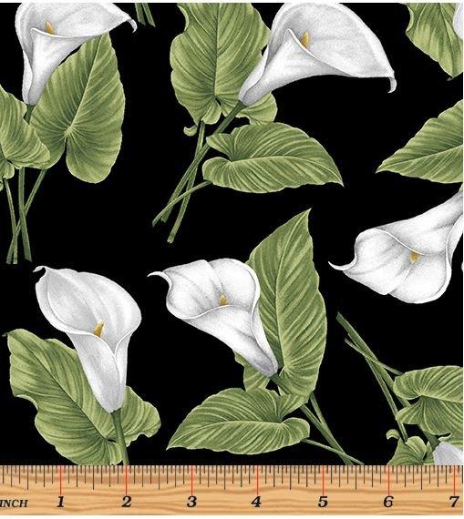 06784-12 Benartex Magnificent Blooms