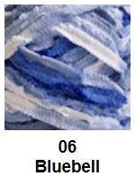 560-06 Cascade Pluscious Bluebell Varigated