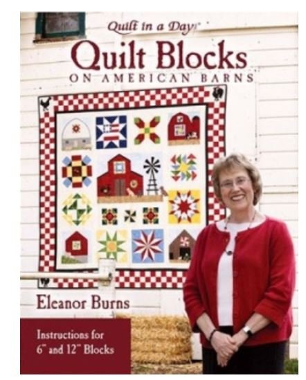 1082QD Quilt In A Day Quilt Blocks on American Barns