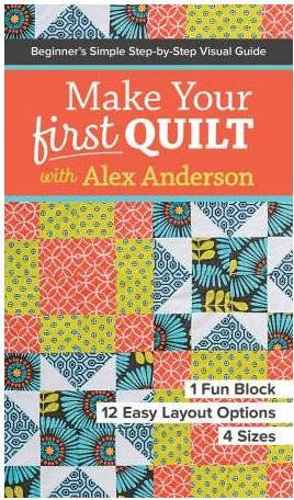 11187 Make your first Quilt with Alex Andersen