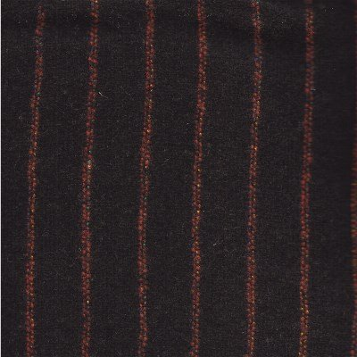 12204-22 Moda Wool 54 Wide Washed Wool Brown Stripe 80% Wool 20% Nylon