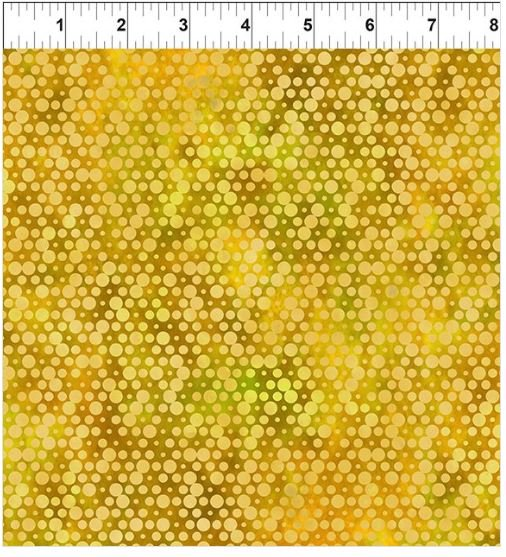 14UJ-1 In the Beginning Urban Jungle, Circles Yellow
