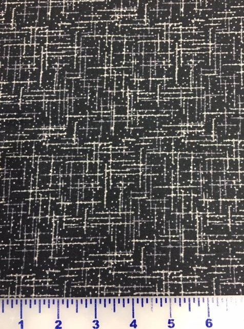 1649-23078-J Quilting Treasures Matrix  Black background