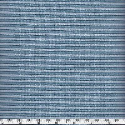 1649-24229-B Quilting Treasures Rainbow Dreams Blue Stripe