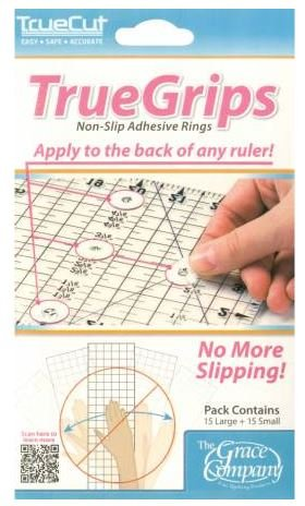 170157 TrueCut True Grips Adhesive Rings