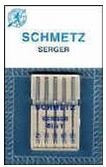 1740  Overlock Machine Needle BLX1 Schmetz#10
