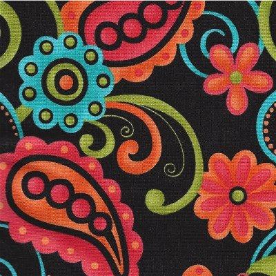 17641-12 Moda Sassy Theme Print