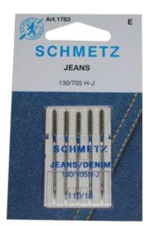 1783 Schmetz  Denim Machine Needle 18/110