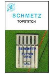 1793 Schmetz Topstitch Machine Needle 14/90