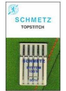 1798 Schmetz  Topstitch Machine Needle 16/100