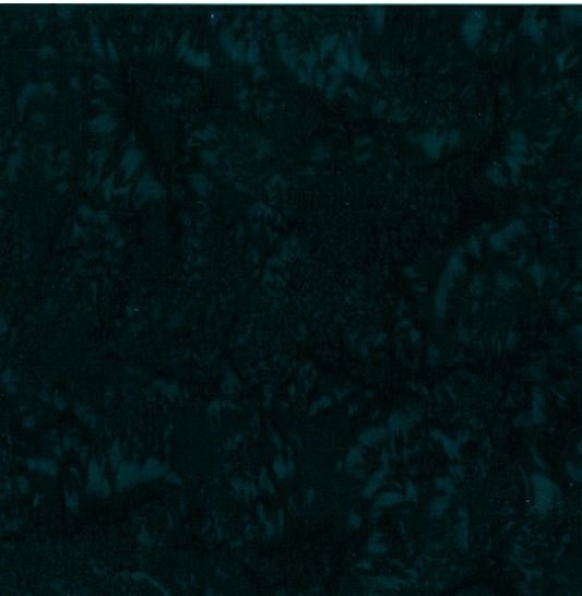 1895-702 Hoffman of California Batik Deep Emerald
