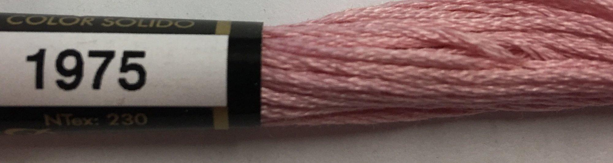 F1975 Presencia100% Mercerized Finca Cotton 6 ply Embroidery Floss 8 meter skein