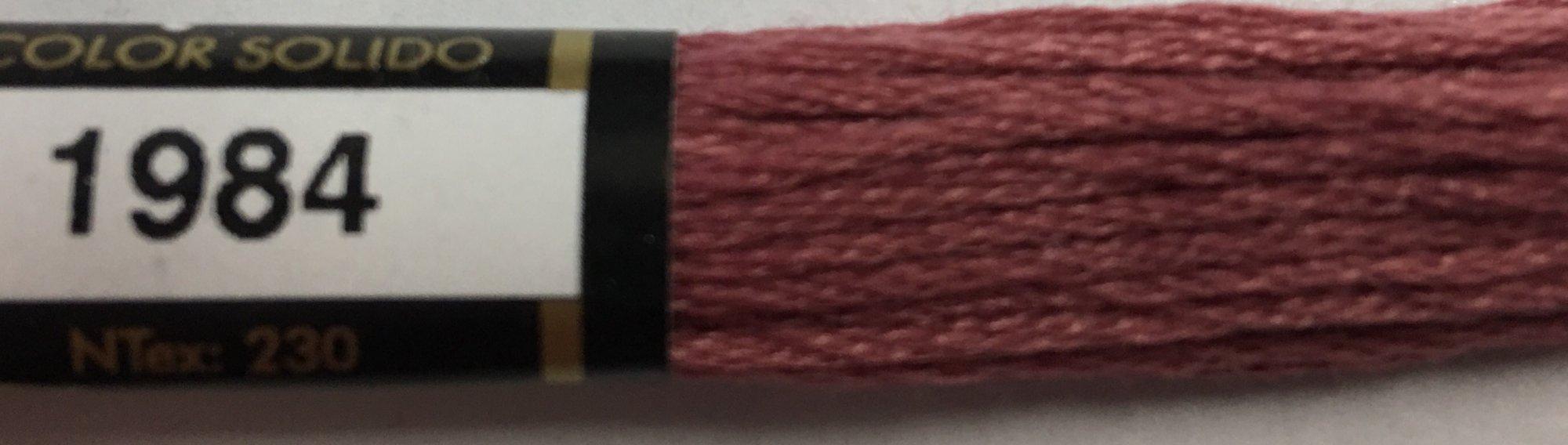 F1984 Presencia100% Mercerized Finca Cotton 6 ply Embroidery Floss 8 meter skein