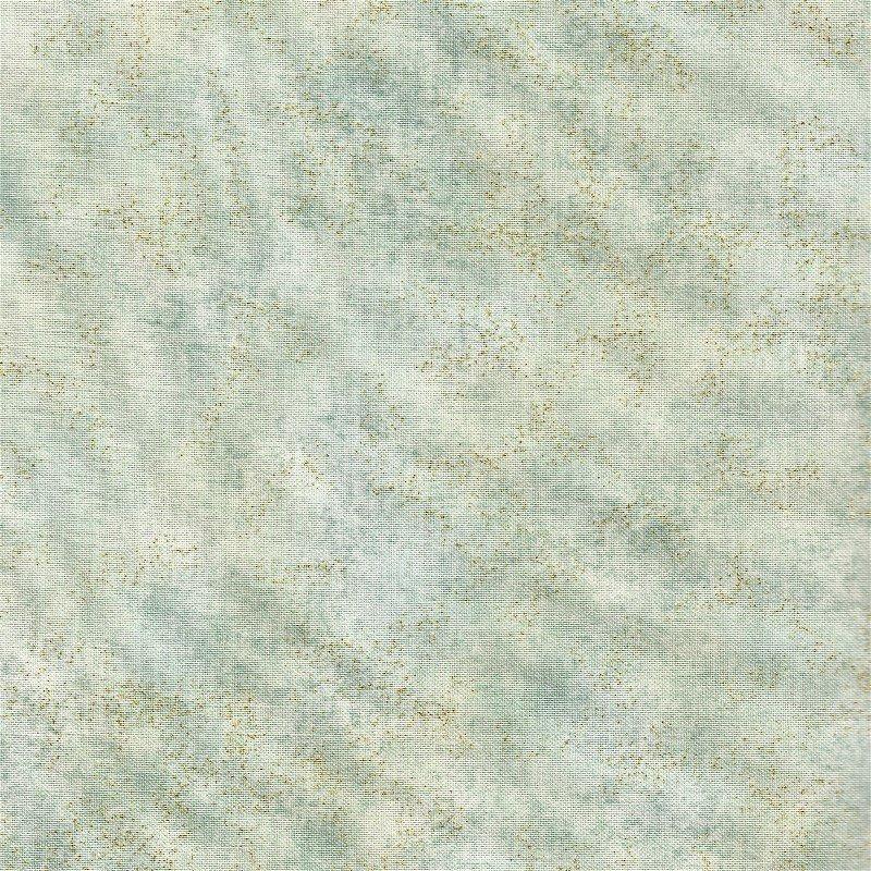 20254M-63 Northcott Artisian Spirit Metalic Wedgewood