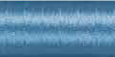 YLI Silk Thread 200 meters #100 Blue 207