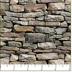 21393-94 Northcott Naturescapes Neutral Stacked Stone