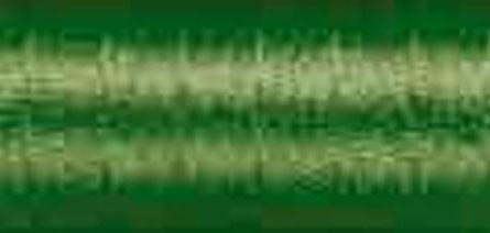 YLI Silk Thread 200 meters #100 Emerald Green 222