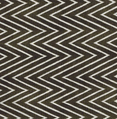 23076-J Quilting Treasures She Who Sews Black Chevron