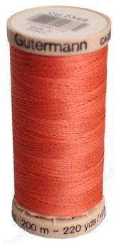 2346 Gutermann Hand Quilting Thread 220 yards Strawberry