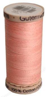 2538 Gutermann Hand Quilting Thread 220 yards Pink