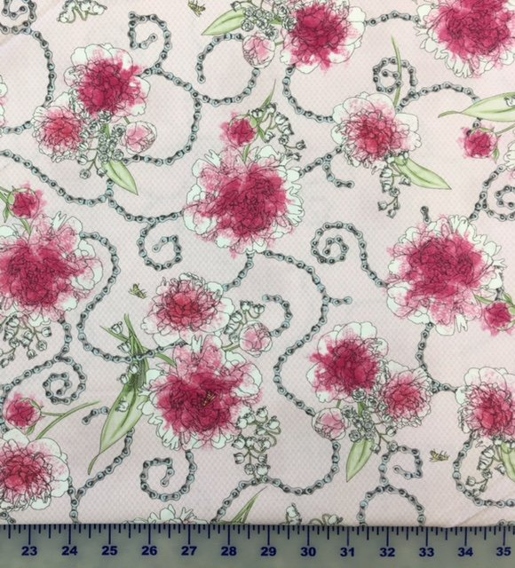 25764-P Quilting Treasures Sweet Rebellion Pink