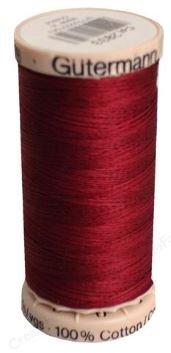 2833 Gutermann Hand Quilting Thread 220 yards Wine