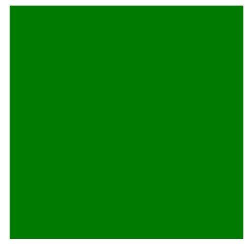 3012-112-580  Grosgrain Woven Ribbon 3/8 inch  Emerald