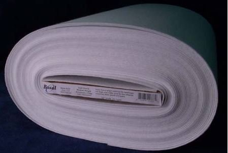 337F-WHI Bosal Craft-Tex Plus Double Side Fusible Non-Woven Heavyweight 20in