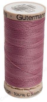 3526 Gutermann Hand Quilting Thread 220 yards Dark Lilac
