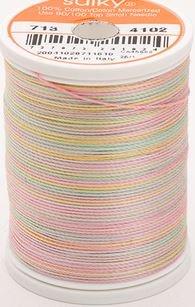 713-4102 Sulky Blendables 100% Cotton 330 yrds 12 wt Mercerized  Spring Garden