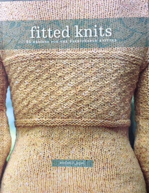 41435 Unicorn Books Fitted Knits by Stefanie Japel
