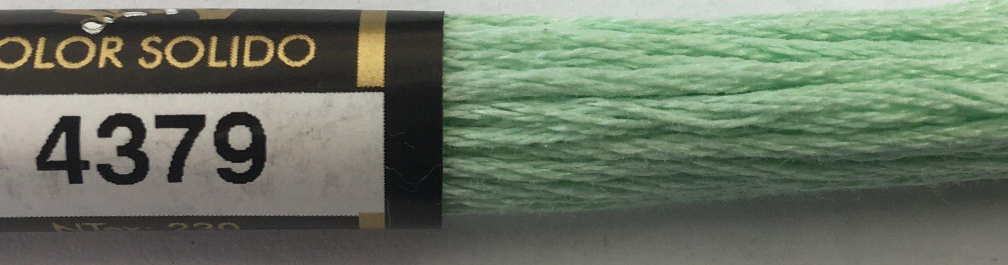 F4379 Presencia 100% Mercerized Finca Cotton 6 ply Embroidery Floss 8 meter skein