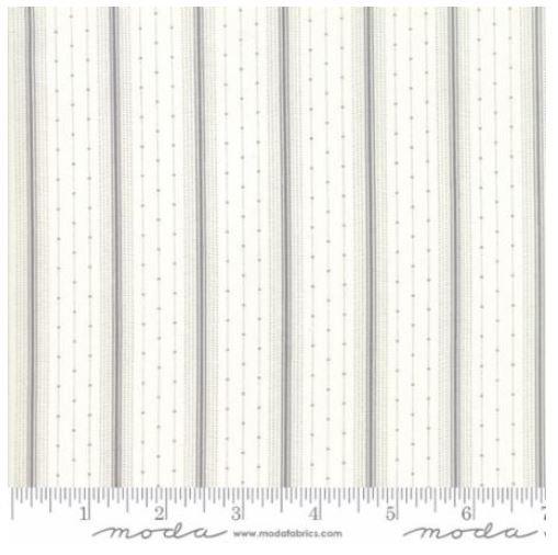 44198-21 Moda Porcelain Silver Stripe
