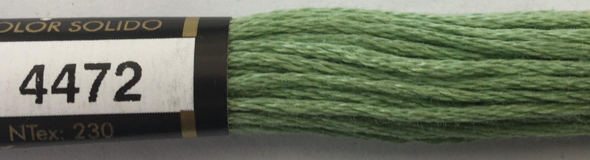 F4472 Presencia 100% Mercerized Finca Cotton 6 ply Embroidery Floss 8 meter skein