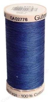 5133 Gutermann Hand Quilting Thread 220 yards Royal Blue