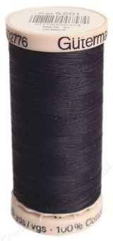 5201 Gutermann Hand Quilting Thread 220 yards Black