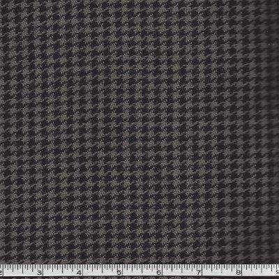 54811-33 Moda 100%  Wool Independance Trail 54 Wide Grey/Black Houndstooth