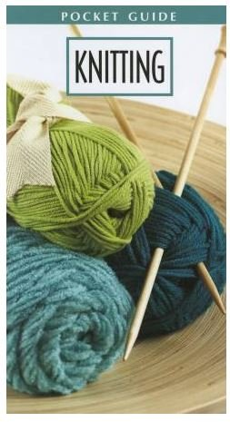 LA56004 Pocket Guide Knitting